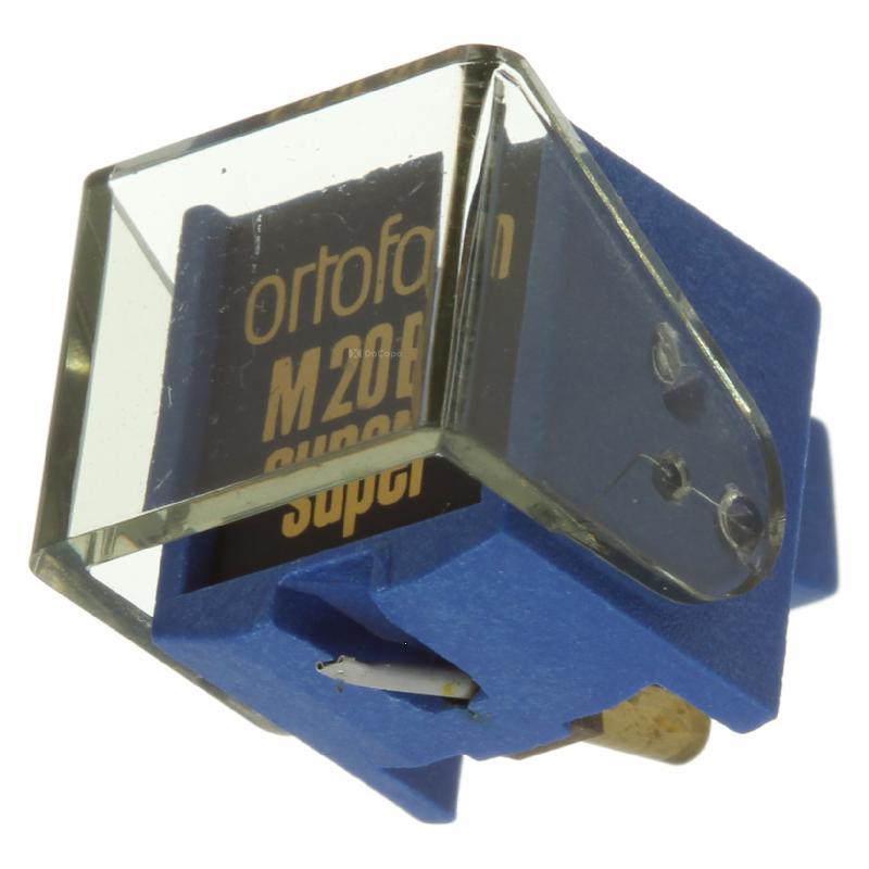 D-20 Super Stylus for Ortofon M-20 Super : Brand:Ortofon, Info:Original Ortofon D-20 E SUPER Stylus, Stylus:Elliptical
