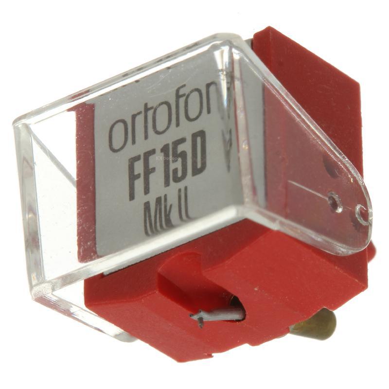 Dual DN-353 Stylus : Brand:Ortofon, Info:Original NOS stylus in bulk box, Stylus:Bonded Spherical