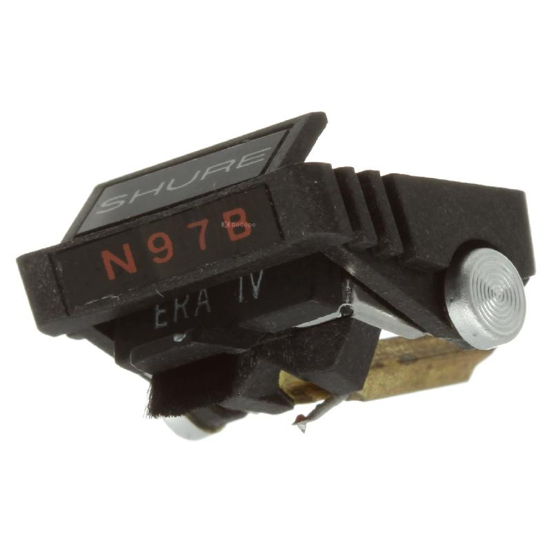 N-97 xE/HE/ED/EJ/B/G Stylus for Shure M-97 : Brand:Shure, Info:Original Shure N97B Stylus NOS  (New Old Stock) in original box, Stylus:Spherical