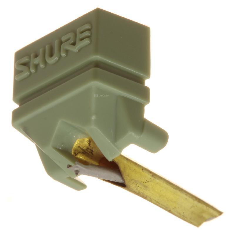 N99E / N78 Stylus for Shure M99E : Brand:Shure, Info:Original Shure N-78 E for 78 RPM, Stylus:Elliptical 78 RPM