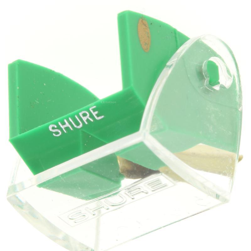 N-15 / NPS 5 Stylus for Shure SPS5 : Brand:Shure, Info:Original Shure N-15 Stylus (Original needle in Tonar box), Stylus:-