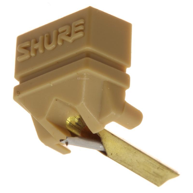 Realistic/Radio Shack RXP3 Stylus (Shure) : Brand:Shure, Info:Original Shure manufactured stylus in bulk box, Stylus:Elliptical