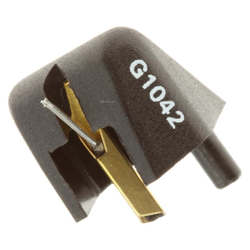 D42 Stylus for Goldring G1040 / G1042 : Brand:Goldring, Info:Original Goldring D-42 Stylus, Stylus:Gyger S