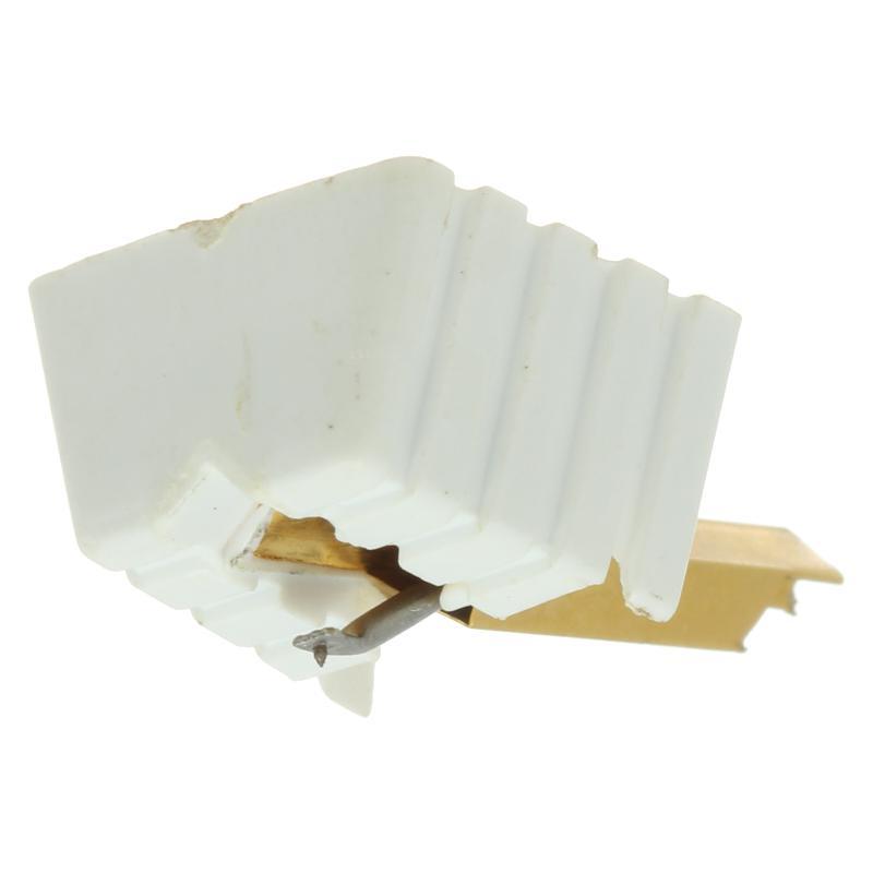 N33 5/7 Stylus for Shure M33 : Brand:Tonar, Info:Aftermarket Stylus  (White N33-7 for Shure M33-7), Stylus:Spherical