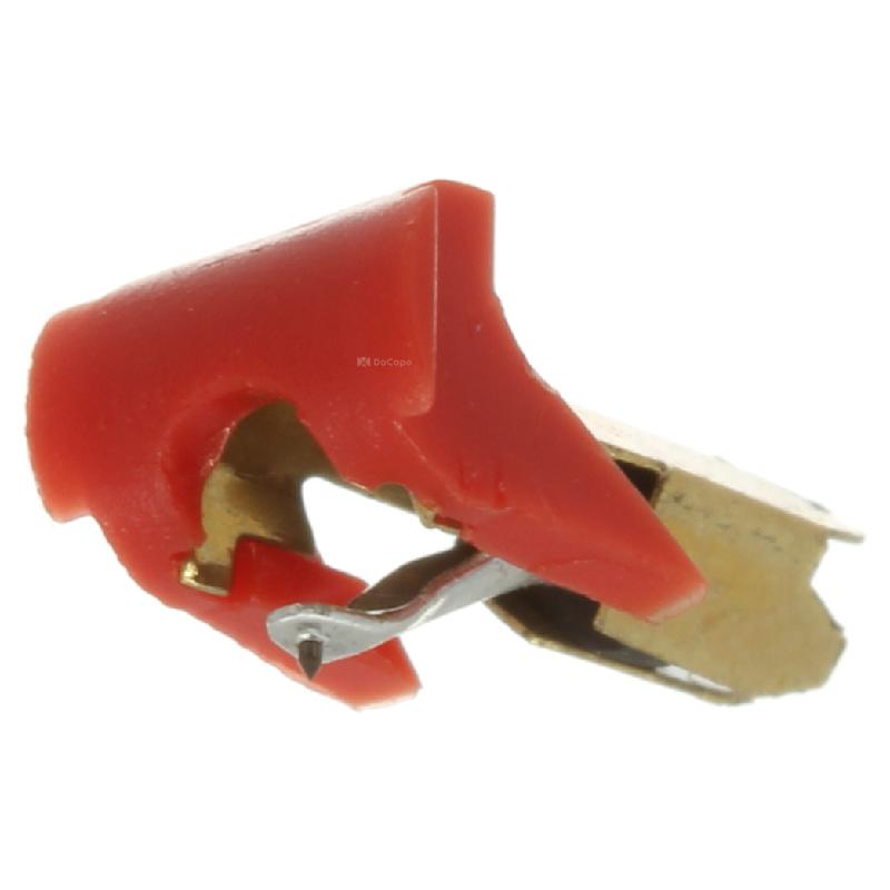Stylus for Philips GP-404 / AG-3404 : Brand:Tonar, Info:Aftermarket Stylus  (RED), Stylus:Spherical