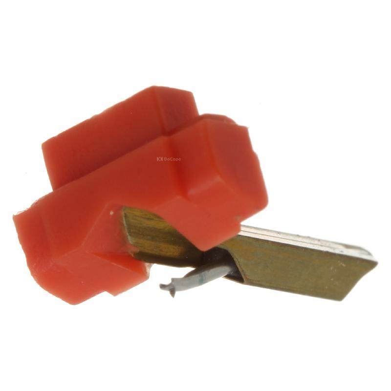N97LT stylus for Shure M97LT : Brand:Tonar, Info:Aftermarket Stylus  (Red), Stylus:Hyper elliptical