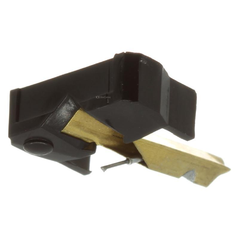 N75 Stylus for Shure M71, M73, M75 : Brand:JICO, Info:JICO Super Analog Stylus (SAS) on Boron, Shure N75, Stylus:SAS on Boron