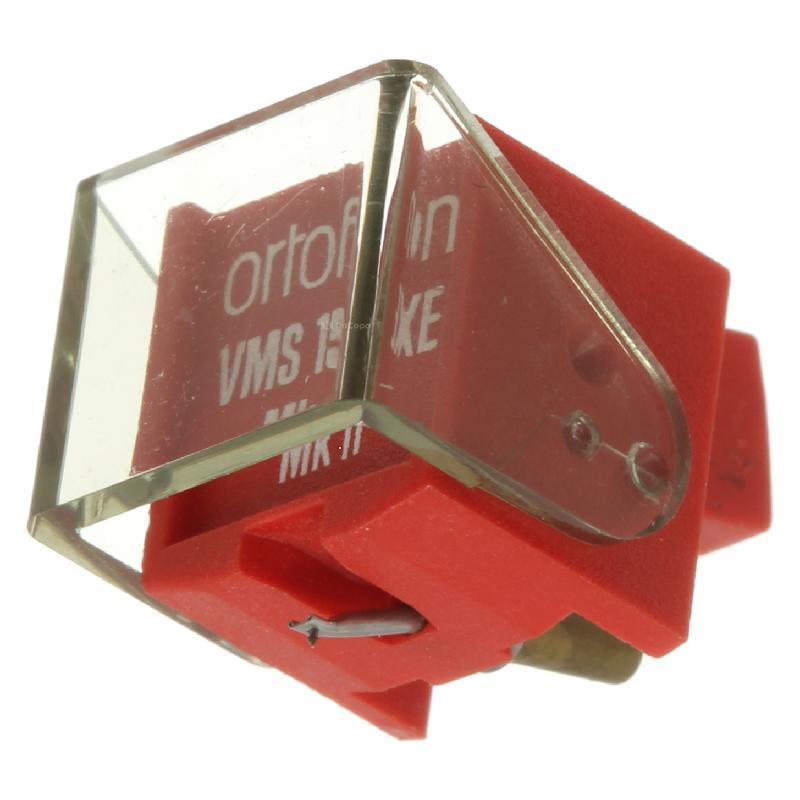 D-15XE mk II stylus for Ortofon VMS-15XE mk II : Brand:Ortofon, Info:Original Ortofon D-15 XE MK 2 Stylus, Stylus:Elliptical