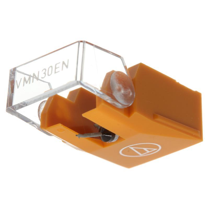 VMN-30EN stylus for Audio Technica VM-530EN : Brand:Audio Technica, Info:Original Stylus, Stylus:Nude Elliptical