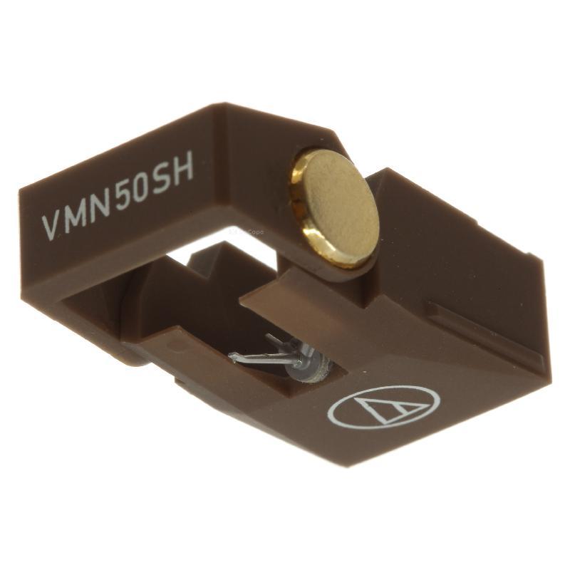 VMN-50SH stylus for Audio Technica VM-750SH : Brand:Audio Technica, Info:Original Stylus, Stylus:Nude Shibata