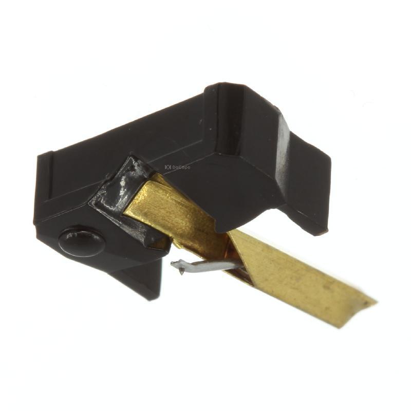 N75 Stylus for Shure M71, M73, M75 : Brand:JICO, Info:Genuine JICO, Japan N75ED Type 2 Stylus (e007451), Stylus:Elliptical