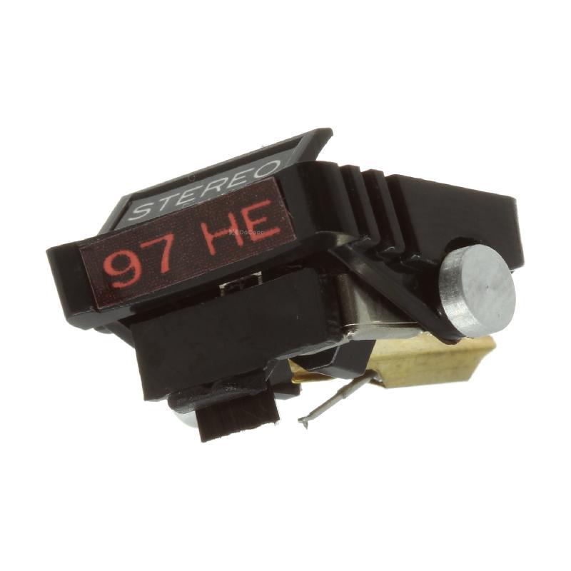 N-97 xE/HE/ED/EJ/B/G Stylus for Shure M-97 : Brand:JICO, Info:Genuine JICO, Japan N97HE Stylus (E007434), Stylus:Hyper elliptical