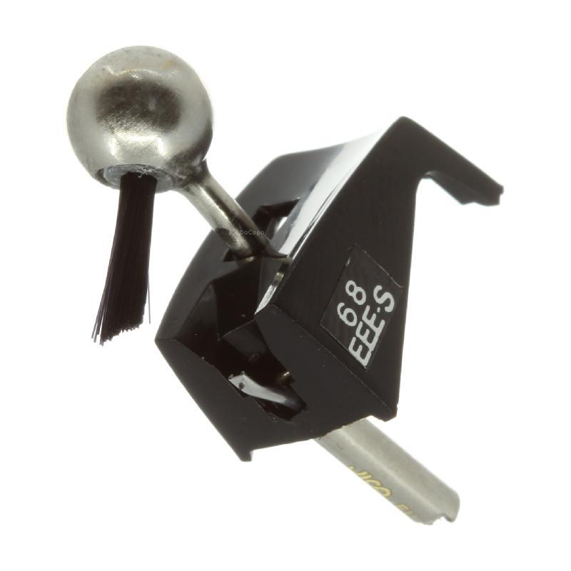 D-680 Stylus for Stanton 680EE : Brand:JICO, Info:Genuine JICO, Japan Stylus (E007916) (D-6800EEE-S for 681EEE-S), Stylus:Shibata