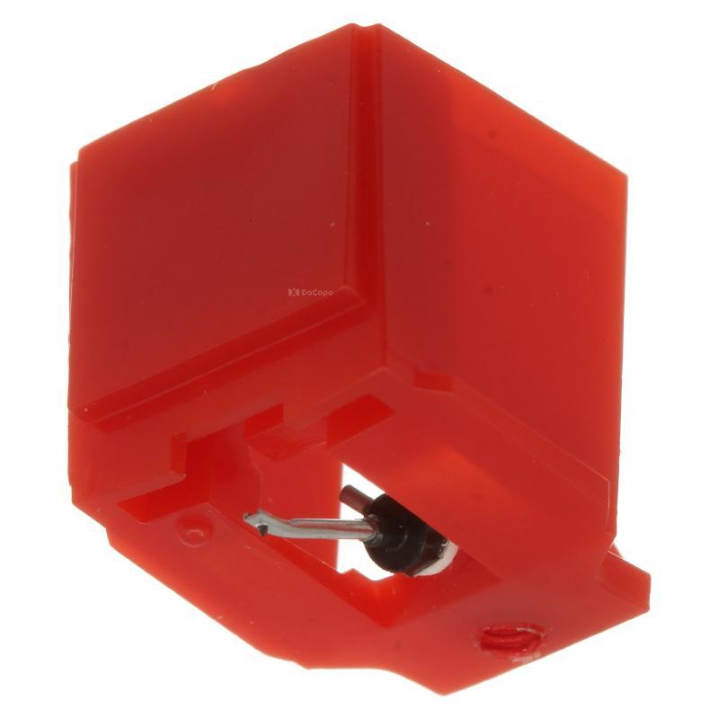 ATN-3650 / ATN-3650L / ATN-3650C stlud for Audio Technica AT-3650 : Brand:Tonar, Info:Aftermarket Stylus  (ATN-3600 - Red), Stylus:Spherical