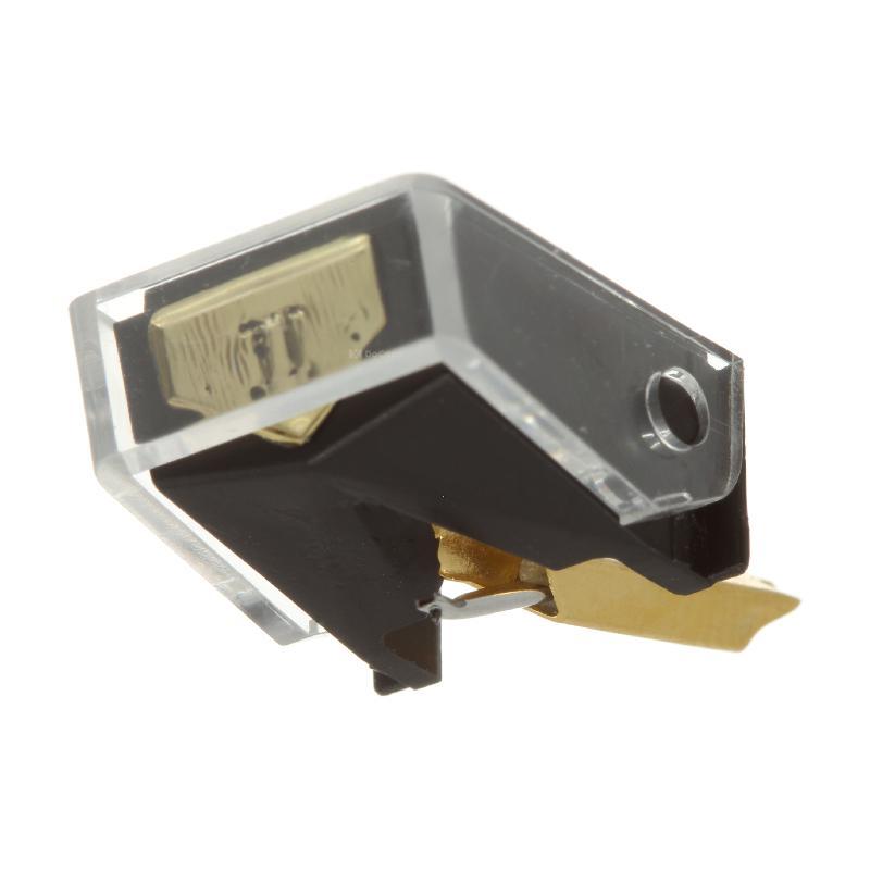 946/D66 Stylus for Philips GP-401 mk II : Brand:Analogis, Info:Black Diamond, Stylus:Nude elliptical
