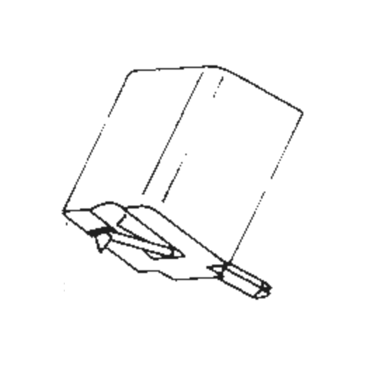 Goldring NG-2 E Stylus : Brand:Original, Info:Aftermarket Stylus  (Beige), Stylus:Elliptical