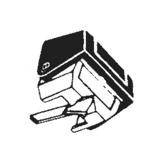 N24H Stylus For Shure M24H : Brand:Shure, Info:Original Shure N24H Stylus, Stylus:Hyperbolic
