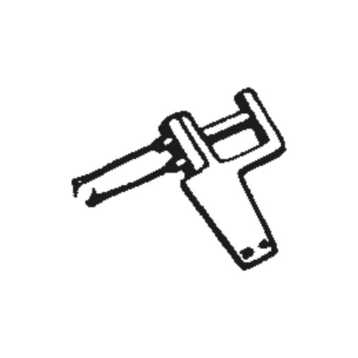 Euphonics U-12/13 Stylus : Brand:Tonar, Info:Aftermarket Stylus, Stylus:Dual Sapphire 78RPM Mono + Diamond Stereo