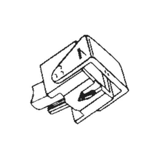 NF-15D mk II stylus for Ortofon FF-15D mk II : Brand:Ortofon, Info:Original Ortofon NF-15 D MK 2 Stylus (BY Ortofon), Stylus:Bonded Spherical