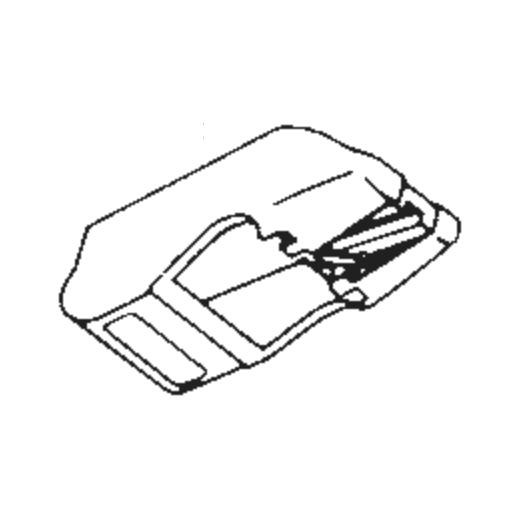 A.D.C. R-SQ 33 Stylus : Brand:Original, Info:Original A.D.C. R-SQ 33 Stylus, Stylus:-