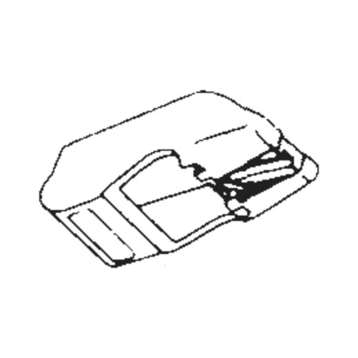 A.D.C. R-78 Stylus : Brand:Original, Info:Original Stylus, Stylus:-