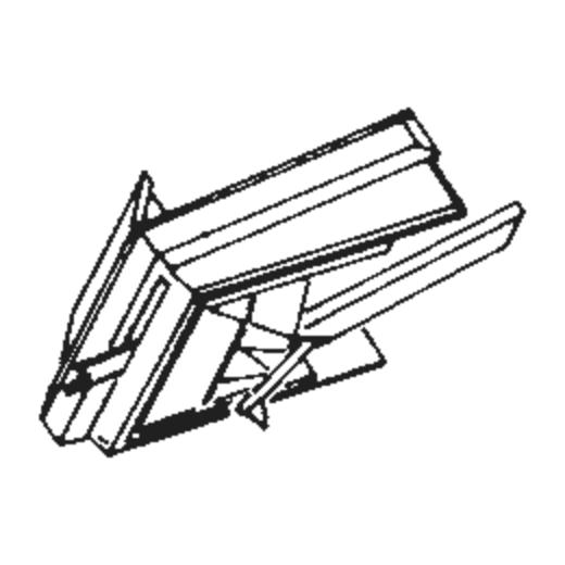 SS39 B/EJ/ED Stylus for Shure SC39 : Brand:Shure, Info:Original Shure SS-39 ED Stylus, Stylus:Elliptical
