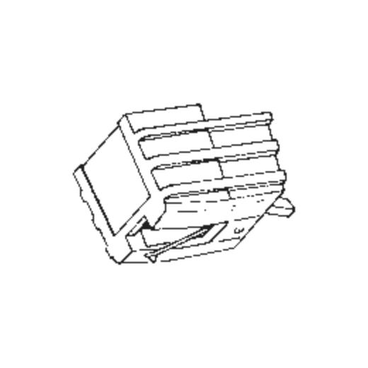 ATX-N1 stylus for Audio Technica ATX-1 : Brand:Audio Technica, Info:Original Audio Technica ATX-1 Stylus, Stylus:-