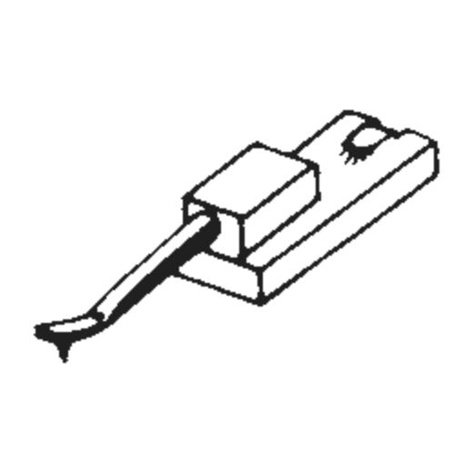 D90 Stylus for Goldring CS-90 : Brand:Tonar, Info:Aftermarket Stylus, Stylus:Spherical