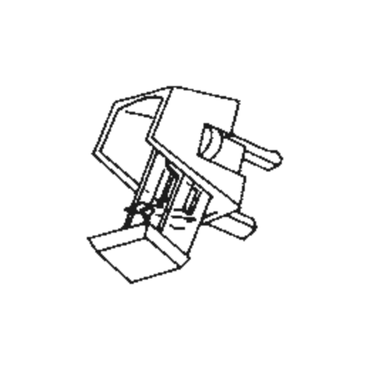 S300ME Stylus for Empire 300ME : Brand:Tonar, Info:Aftermarket Stylus, Stylus:Elliptical