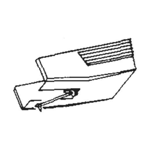 Audio Technica ATN-132 EP Stylus : Brand:Tonar, Info:Aftermarket Stylus  (ATN-132EP for AT-132EP), Stylus:Elliptical