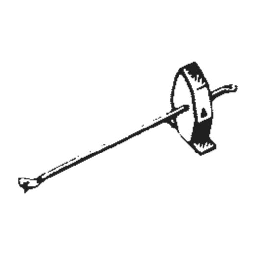 Philips AG-3304 Stylus : Brand:Tonar, Info:Aftermarket Stylus, Stylus:Spherical