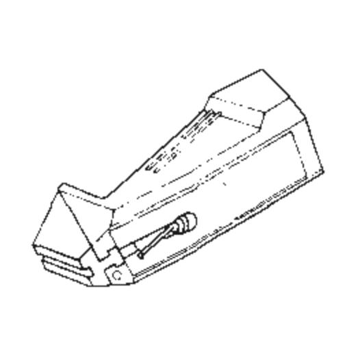 ATN-312 EP/HEP stylus for Audio Technica AT-312 EP/HEP : Brand:Audio Technica, Info:Audio Technica ATN-312 EP Stylus, Stylus:Elliptical