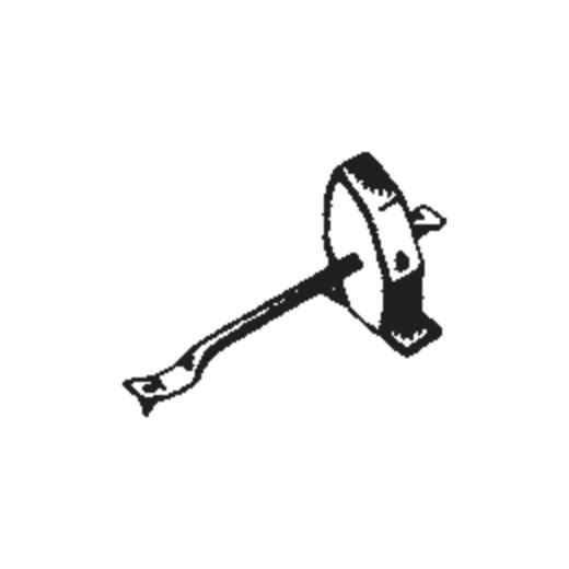 Philips AG-3304 Stylus : Brand:Tonar, Info:Aftermarket Stylus, Stylus:Sapphire Stereo