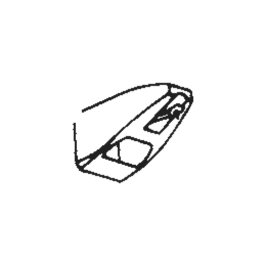 Dual DN-167 78 RPM DIAM. Stylus : Brand:Tonar, Info:Aftermarket Stylus, Stylus:Spherical Diamond Mono