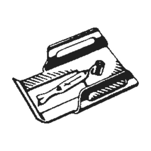 Pathe Marconi RC 5/6 Stylus : Brand:Tonar, Info:Aftermarket Stylus, Stylus:Spherical