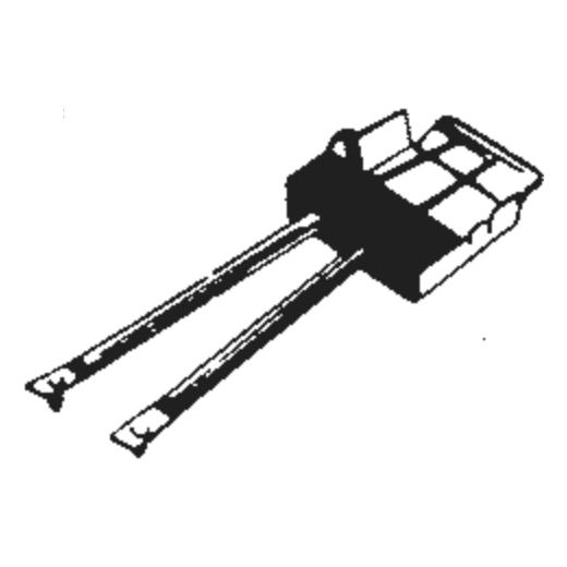 R.C.A. 200 Stylus : Brand:Tonar, Info:Aftermarket Stylus, Stylus:Dual Sapphire 78RPM Mono + Diamond Stereo