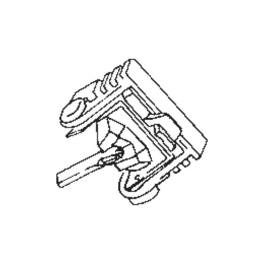 N-16 / NPS 6 Stylus for Shure SPS6 : Brand:Original, Info:Original Shure N-16 Stylus, Stylus:-