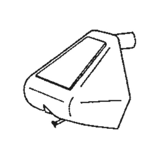 D06 for Goldring G1006 : Brand:Goldring, Info:Original Goldring D-06 Stylus, Stylus:Elliptical