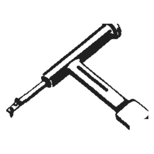 Lesa K-2 Stylus : Brand:Tonar, Info:Aftermarket Stylus, Stylus:Dual Sapphire 78RPM Mono + Diamond Stereo
