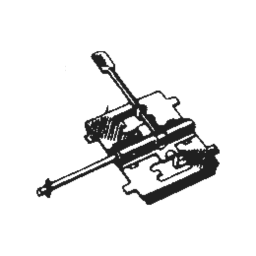Telefunken T-20-2 Stylus : Brand:Tonar, Info:Aftermarket Stylus, Stylus:Dual Sapphire 78RPM Mono + Diamond Stereo