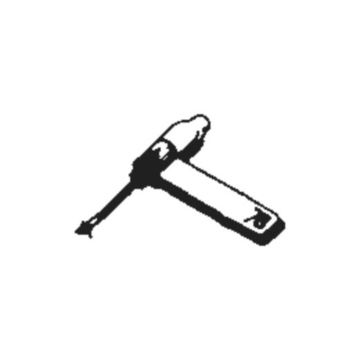 Electro Voice 169 / 2622 : Brand:Tonar, Info:Aftermarket Stylus, Stylus:Dual Sapphire 78RPM Mono + Diamond Stereo