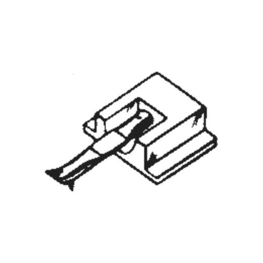 Pathe Marconi MUCS Stylus : Brand:Tonar, Info:Aftermarket Stylus, Stylus:Spherical