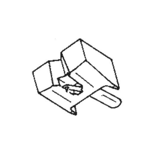 DN 314 / 315 Stylus for Shure V-15 PD/1 : Brand:Tonar, Info:Aftermarket Stylus, Stylus:Elliptical