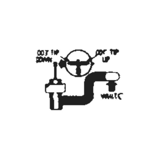 Astatic N-55 Stylus : Brand:Tonar, Info:Aftermarket Stylus, Stylus:Dual Sapphire 78RPM Mono + Diamond Stereo