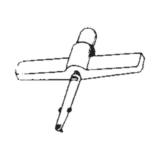 Astatic N-76 Stylus : Brand:Tonar, Info:Aftermarket Stylus, Stylus:Spherical