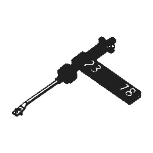 Tetrad 43 Stylus : Brand:Tonar, Info:Aftermarket Stylus, Stylus:Dual Sapphire 78RPM Mono + Diamond Stereo