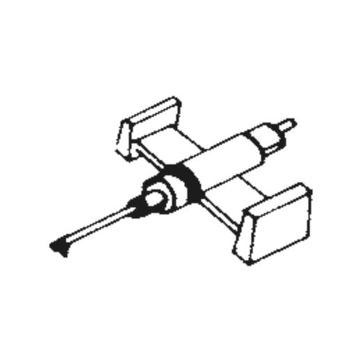 ND-128 stylus for Sony VX-24P : Brand:Tonar, Info:Aftermarket Stylus, Stylus:Spherical