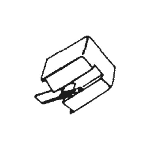 N-38 Stylus for Kenwood/Trio V-38 : Brand:Tonar, Info:Aftermarket Stylus, Stylus:Spherical
