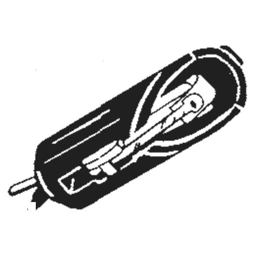 Acos GP-79 POWERPOINT CARTRIDG Stylus : Brand:Tonar, Info:Aftermarket Stylus, Stylus:Sapphire Stereo
