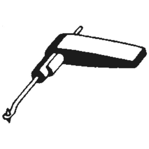 Astatic N-45 Stylus : Brand:Tonar, Info:Aftermarket Stylus, Stylus:Spherical